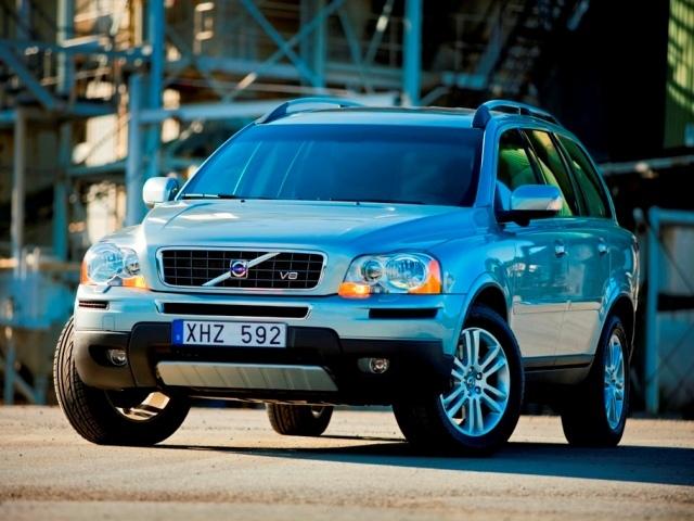 Autoesittely Volvo XC90 2009-2011