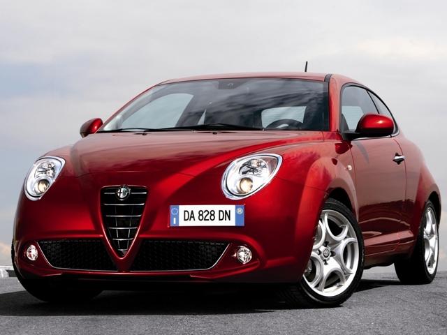 Autoesittely Alfa Romeo MiTo 2012