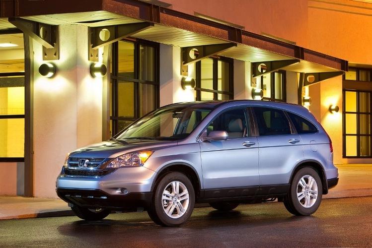 Autoesittely Honda CR-V 2011