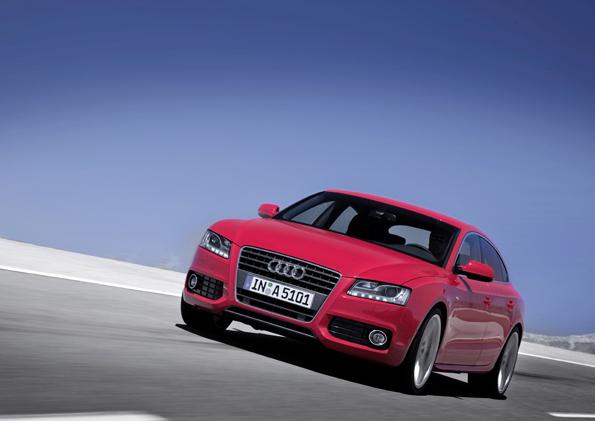 Koeajo Audi A5 Sportback 2.0 TFSI quattro