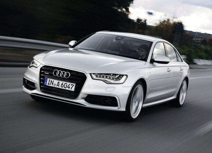 Koeajo Audi A6 3.0 TDI 180 kW quattro 2012