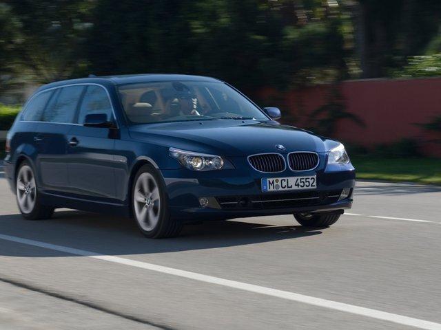 Autoarvio: Koeajossa BMW 530dA Touring