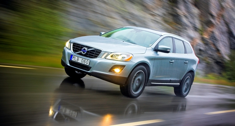 Autoesittely Volvo XC60 (2011)