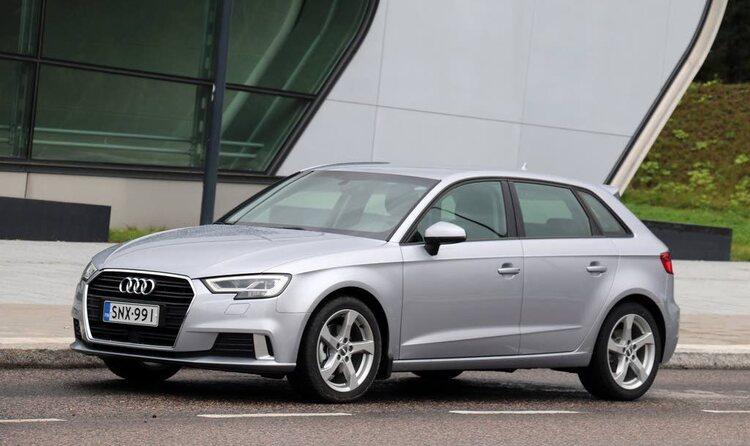 IL Koeajo: Audi A3 - Riittäisikö minulle pieni Audi?