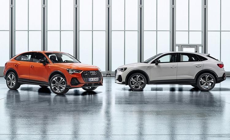 Perästä viistetty käytännöllisyyttä unohtamatta – tällainen on Audi Q3 Sportback