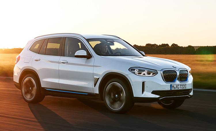 BMW:n täyssähköinen iX3 Suomeenkin pian – hinnat houkuttelevalla tasolla