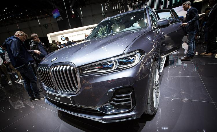 Jättiläinen – BMW X7 tarjoaa ylellisyyttä kuudelle