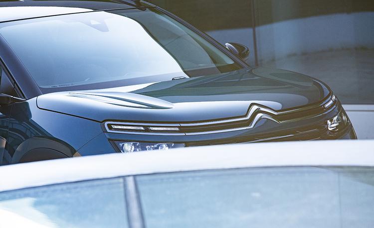 Koeajossa Citroën C5 Aircross (vm. 2019) – muuttaa käsityksesi ranskalaisista