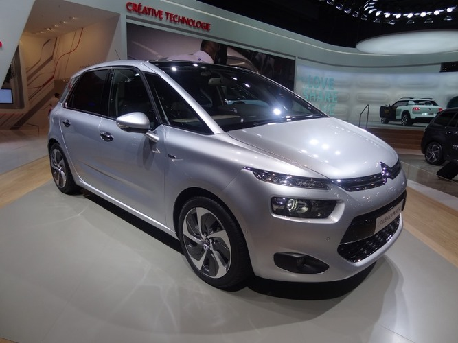 Frankfurtin autonäyttely 2013: Citroën