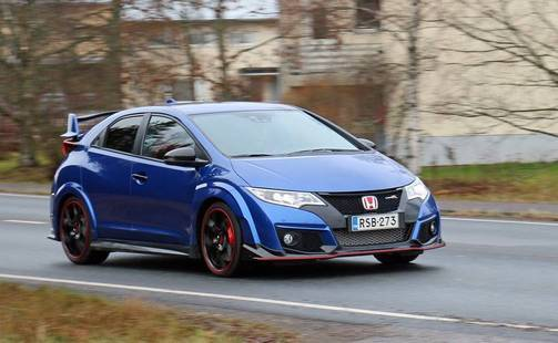 Civic Type R Release Date >> Il Koeajo Ja Arvio Honda Civic Type R Autotalli Com