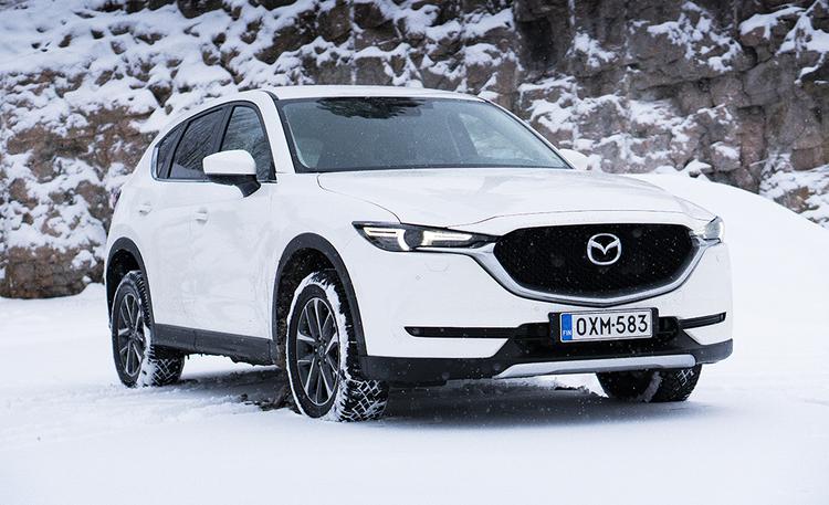 Koeajossa Mazda CX-5 Premium Plus 2.0 6AT (vm.2018) – tyylitietoisen valinta