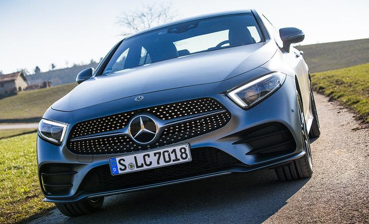 Koeajossa huikea Mercedes-AMG CLS 53 4Matic+