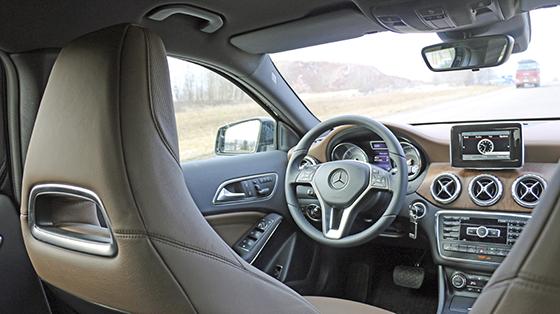 IL koeajo ja arvio: Mercedes-Benz GLA 220 CDI 4Matic A Bus. Premium
