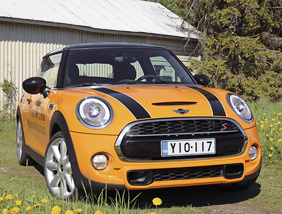 IL koeajo ja arvio: Mini Cooper S