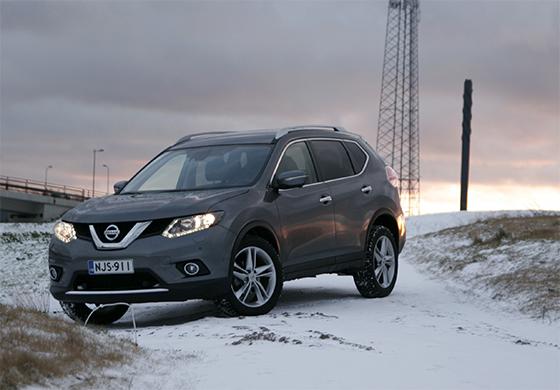 Kaasujalka.fi koeajo ja arvio: Nissan X-Trail
