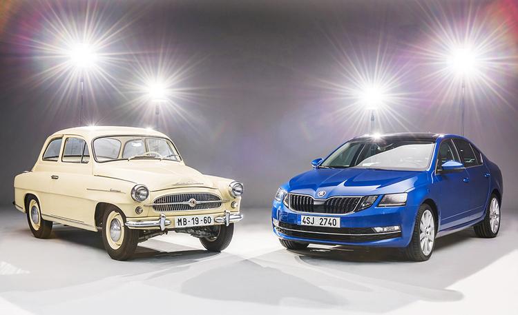Skoda Octavia täyttää 60 vuotta – tiedätkö mistä auton nimi tulee?