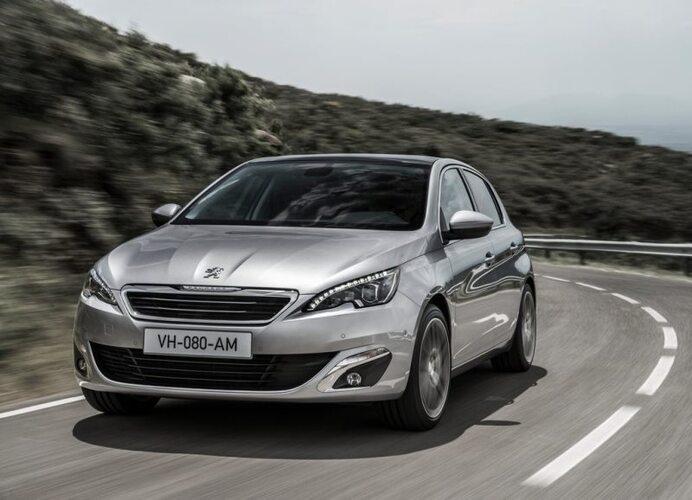 Autoesittely Peugeot 308 2013