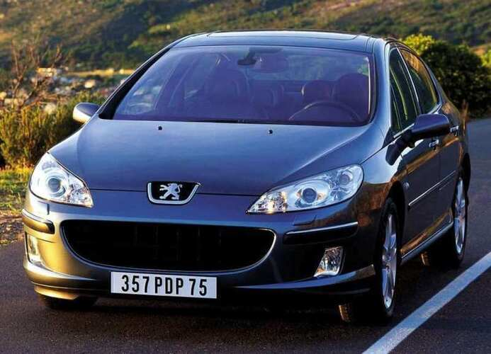 Autoesittely Peugeot 407 2004-2008