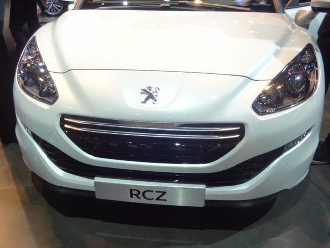 Pariisin autonäyttely 2012: Peugeot