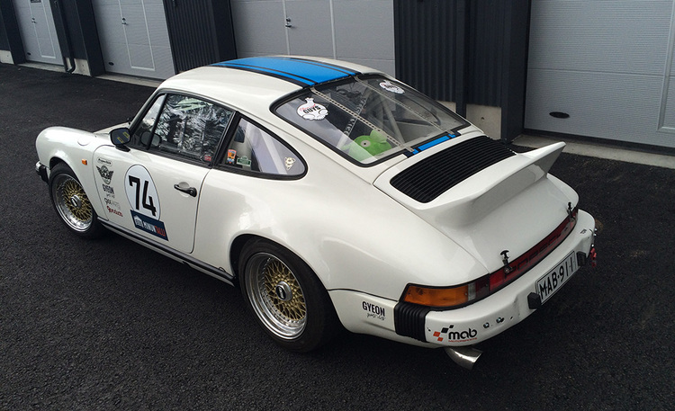 """Klassikon koeajo - 1983 Porsche 911 SC """"Porsimo"""""""