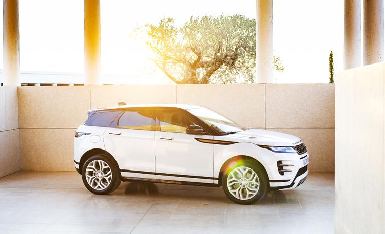 Koeajossa Range Rover Evoque Hybrid (vm. 2019) – pääsylippu parempaan