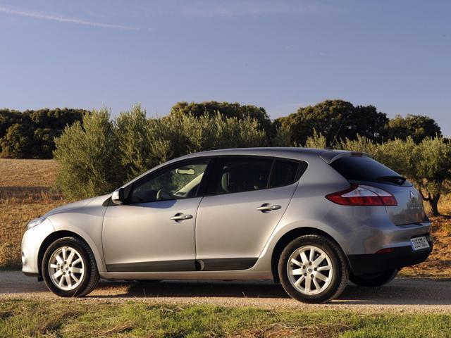 Autoarvio: Koeajossa Renault Megane 1.6 110 Expression