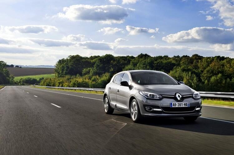 Autoesittely Renault Mégane 2014