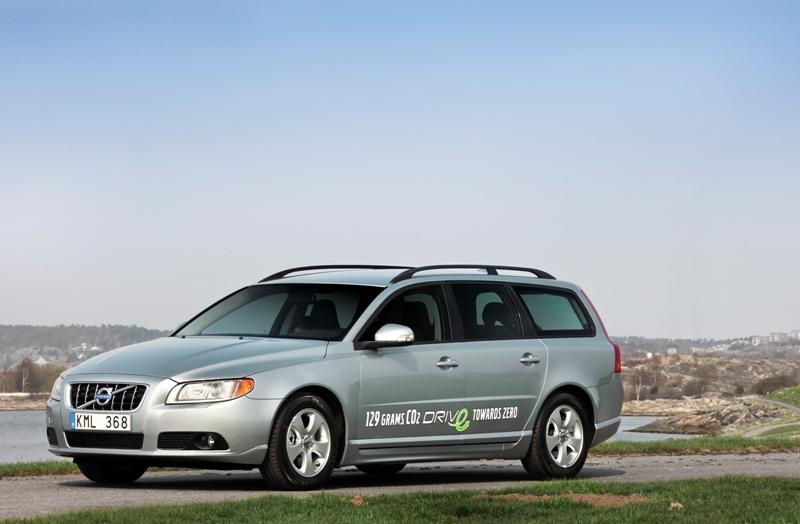 Autoesittely: Volvo V70 1,6 DRIVe Momentum (2009)