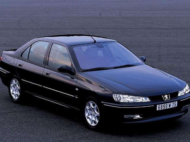 Autoesittely Peugeot 406 (1995-2004)