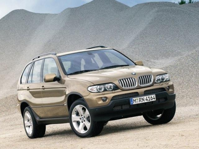 Autoesittely BMW X5 2003-2007