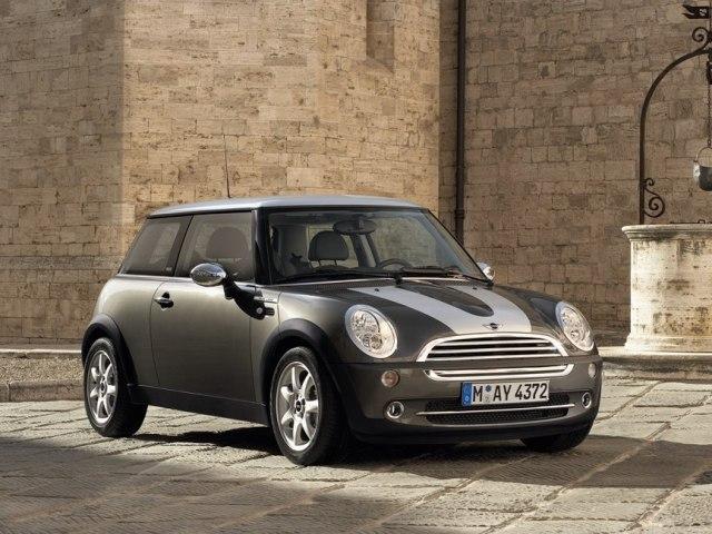 Autoesittely Mini Cooper 2002-2009