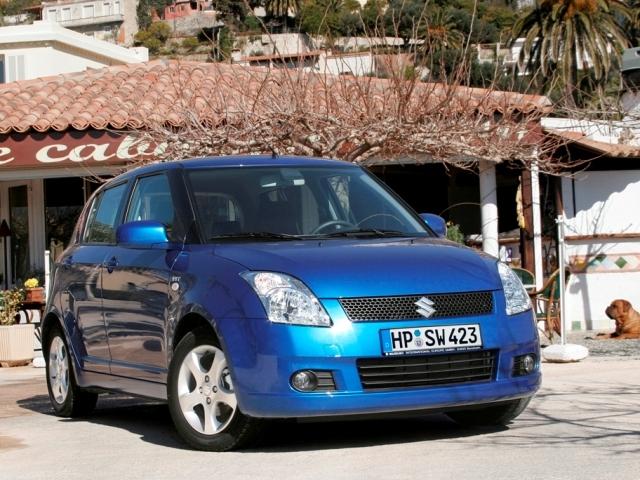 Autoarvio: Koeajossa Suzuki Swift 1.3 GL