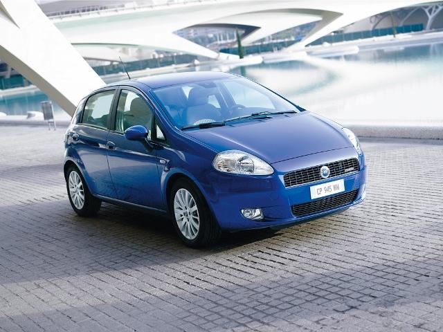 Koeajo Fiat Grande Punto 1.4 16V 95 Dynamic
