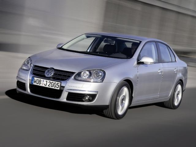 Autoesittely Volkswagen Jetta 2006