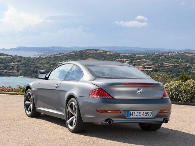 Autoesittely BMW 6-sarja 2009