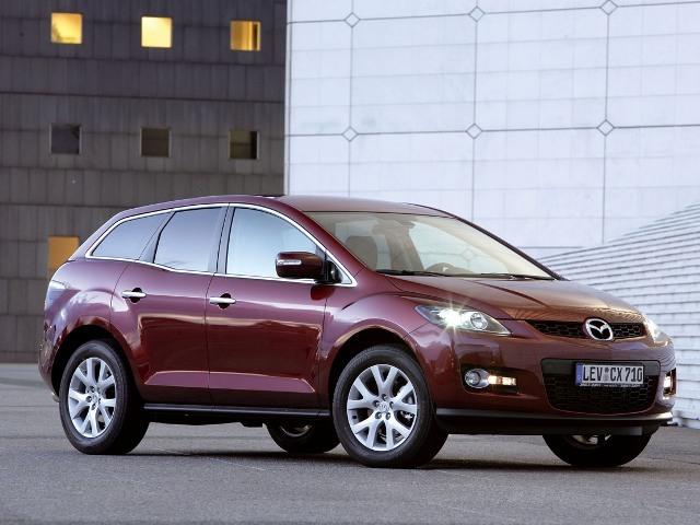 Autoarvio: Koeajossa Mazda CX-7 2.3 DISI Turbo Touring