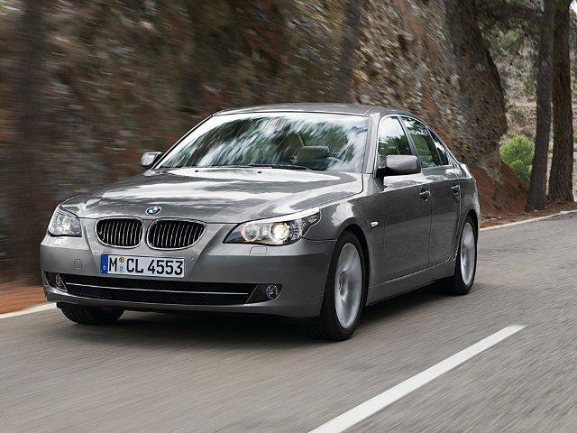 Autoesittely BMW 5-sarja 2007-2009