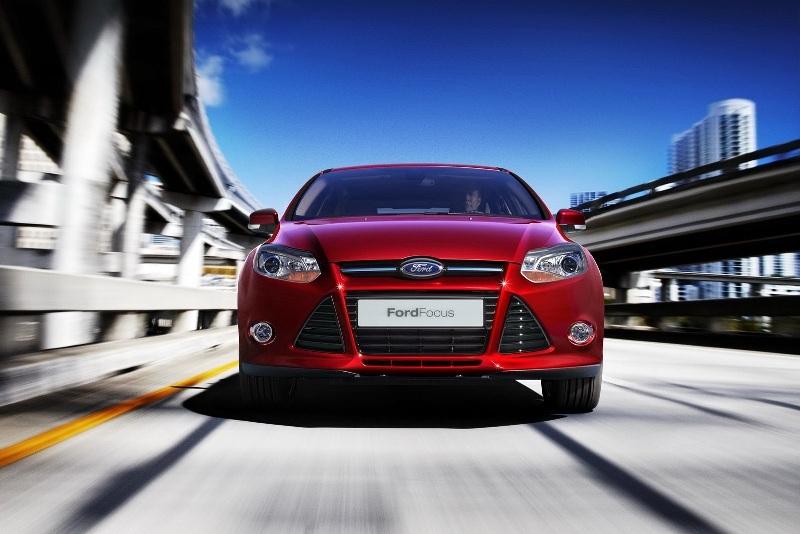 Autoesittely Ford Focus (2011)