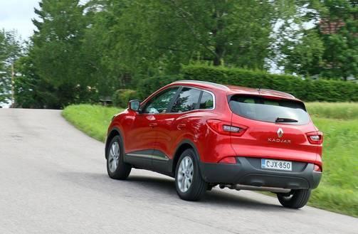 IL koeajo ja arvio: Renault Kadjar 130 TCE Zen