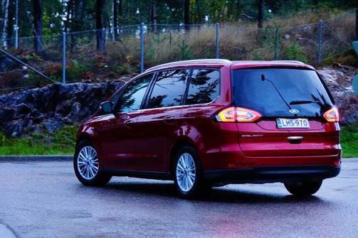 IL Koeajo ja arvio: Ford Galaxy