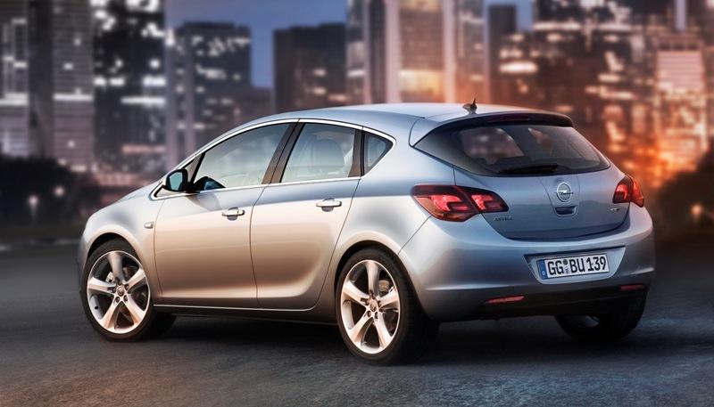 Koeajo Opel Astra 1,6 Enjoy (2010)