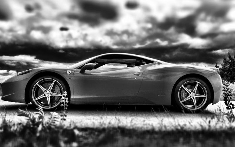 Ferrari 458 Italia  2012