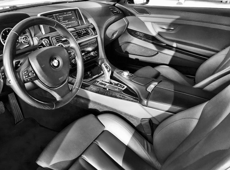 BMW 640d 2011