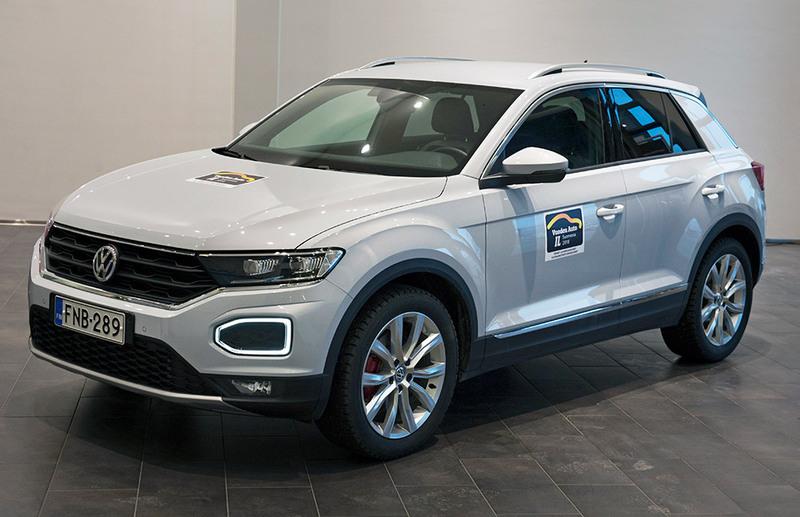 IL Vuoden Auto Suomessa 2018 -kilpailun tulokset