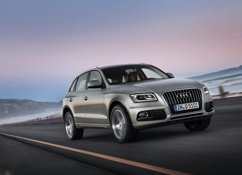Autoarvio: Koeajossa Audi Q5 2.0 TSFI