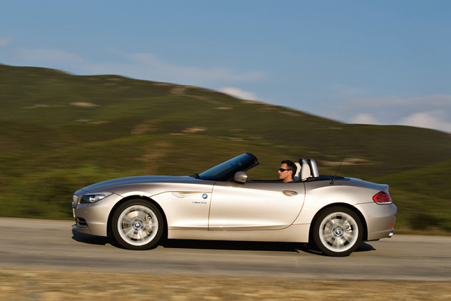 Autoesittely: BMW Z4 roadster (2009)