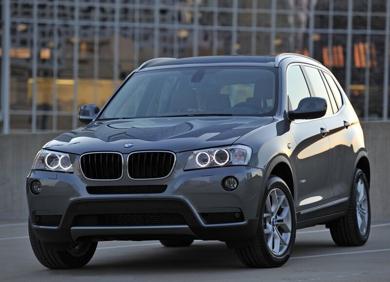 Koeajo BMW X3 xDrive20dA Business