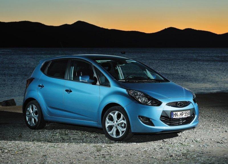 Koeajo Hyundai ix20 1.4 ISG Premium