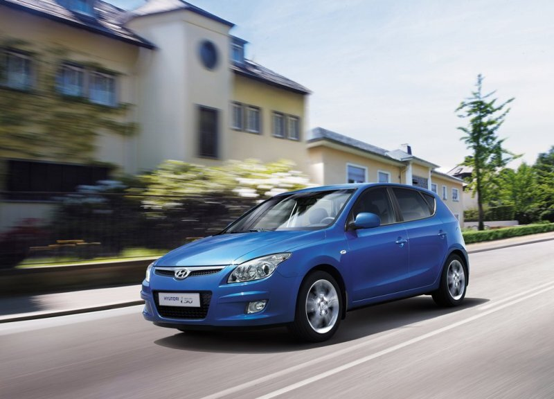 Autoesittely Hyundai i30 (2010)