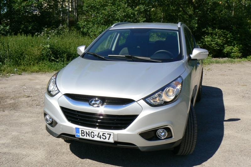 Koeajo Hyundai ix35 2.0 CRDi-R